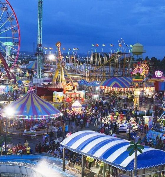 Feria nacional de Durango. Foto: Contacto Hoy
