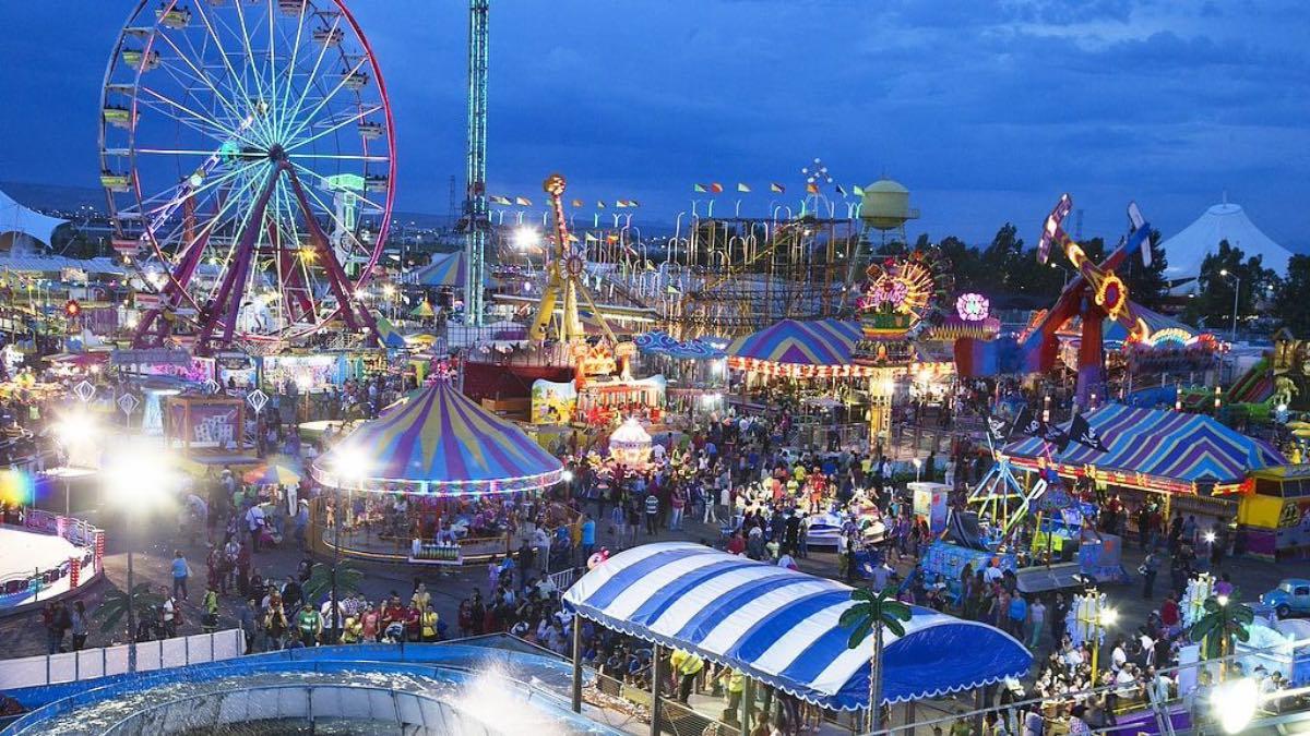 Feria nacional de Durango. Foto Contacto Hoy