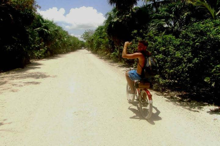Mejores rutas para cicloturismo en México. Foto: Alejo Sangiacomo