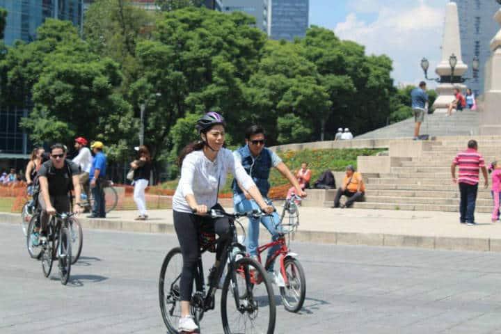 Mejores rutas para cicloturismo en México. Foto: BICI.ON