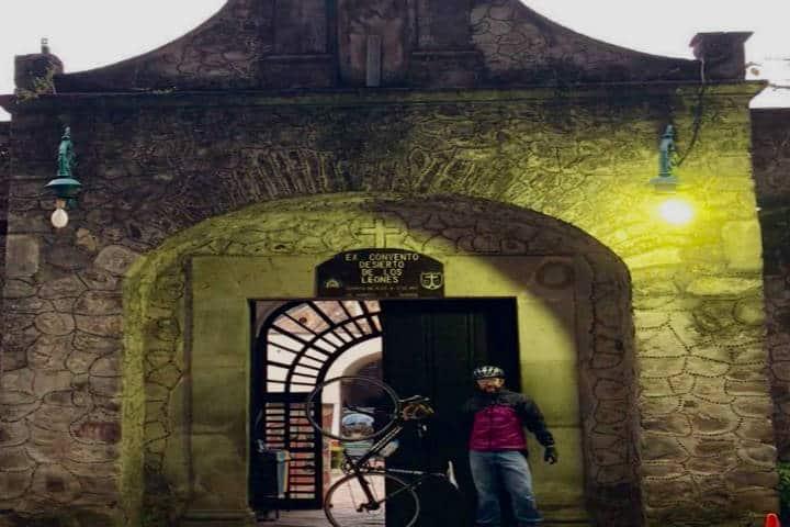 Mejores rutas para cicloturismo en México. Foto: Carlos Venegas