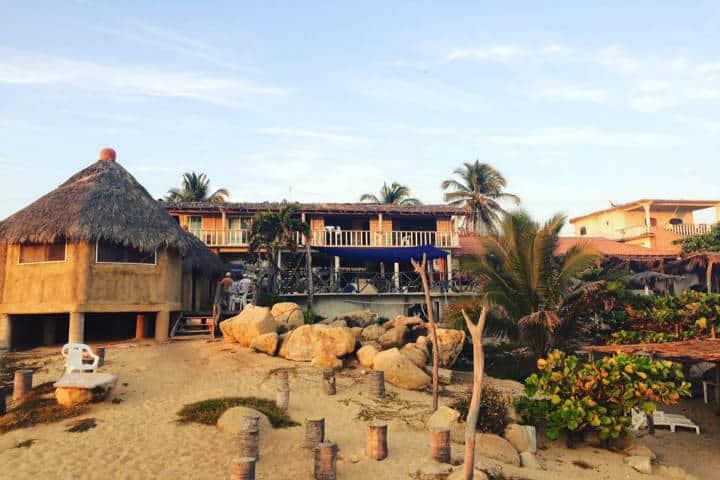 Foto El Faro Playa Ventura