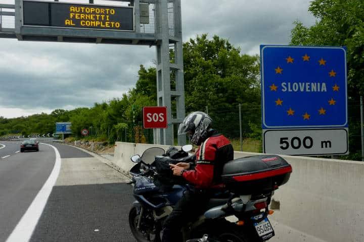 Foto Moto Itinerari