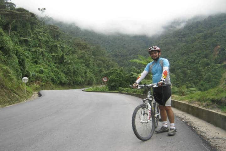 Mejores rutas para cicloturismo en México. Foto: Oscar Mauricio Pedraza