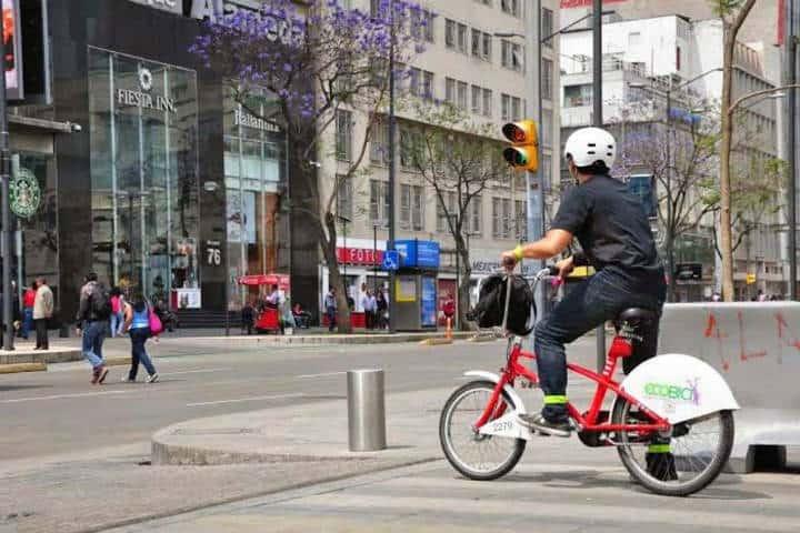 Mejores rutas para cicloturismo en México. Foto: U-Storage - Renta de Minibodegas
