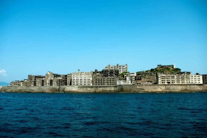 Curiosidades de la isla Hashima en Japón