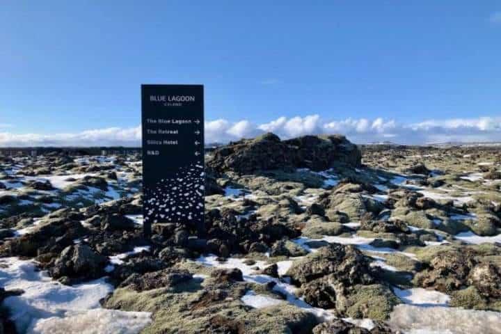Blue Lagoon, Islandia. Imagen