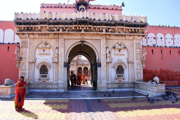 Itianari Foto: El templo de las ratas Karni Mata en la India