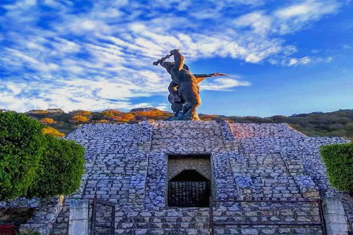 Ixcateopan de Cuauhtémoc. Foto Leonardo Blanco del A