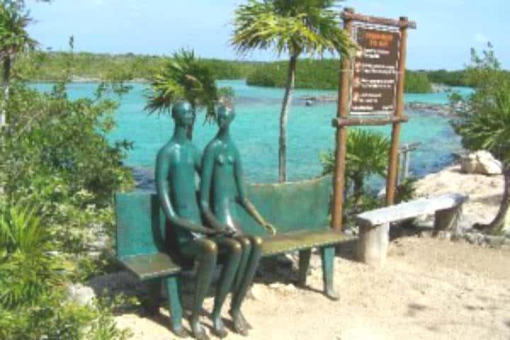 Laguna Yal-Kú en Riviera Maya. Actividades. Imagen Soy Playense 1
