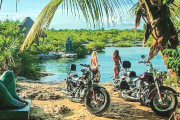 Laguna Yal-Kú en Riviera Maya. Actividades. Imagen Soy Playense 2