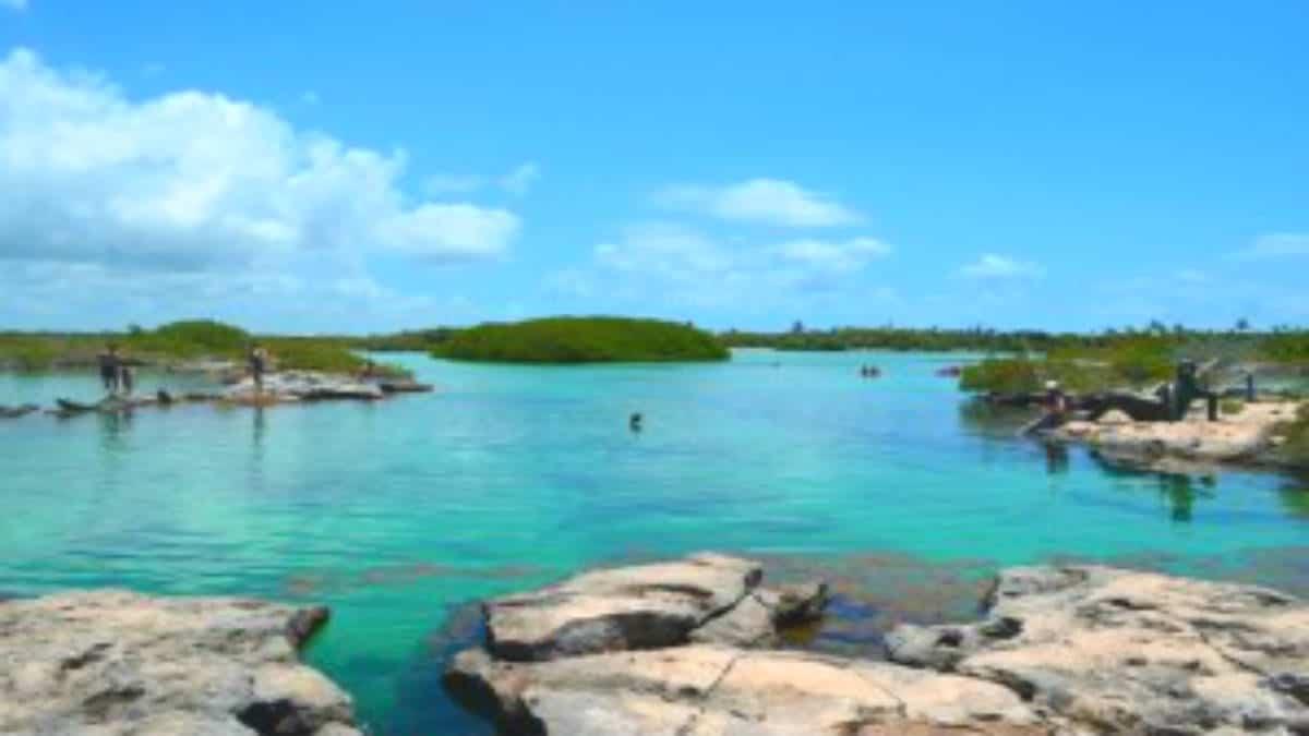 Laguna Yal-Kú en Riviera Maya. Portada. Imagen Soy Playense 3