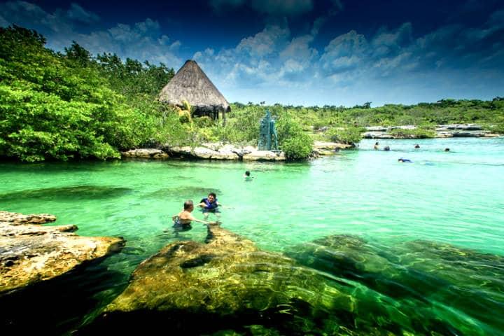 Laguna Yal-kú Riviera Maya Foto Laguna Yulakú Akumal 1