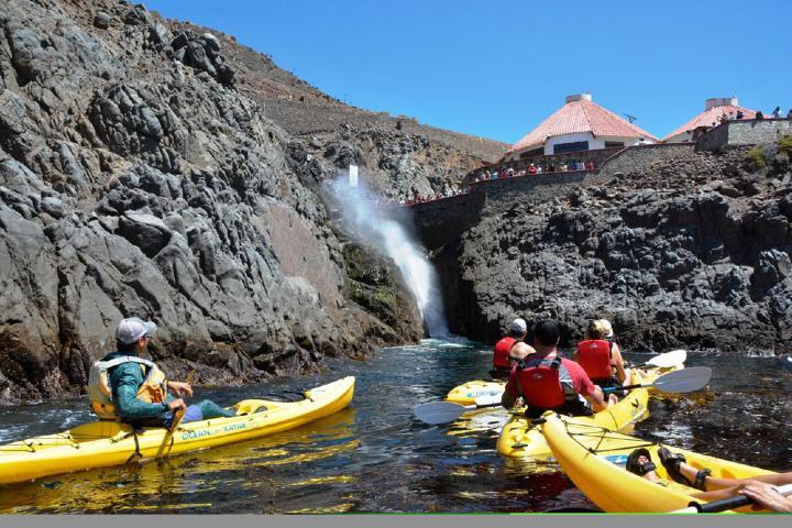 Las mejores playas en el mundo Foto: Donde practicar kayak en Baja California