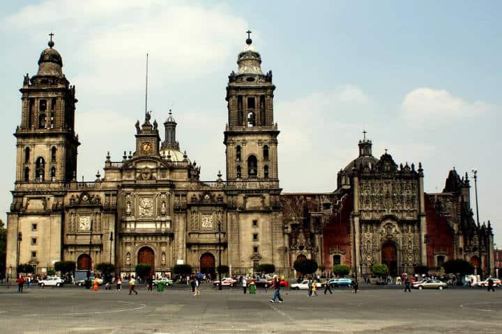 Lugares por visitar en la Ciudad de México Foto Carl Campbell