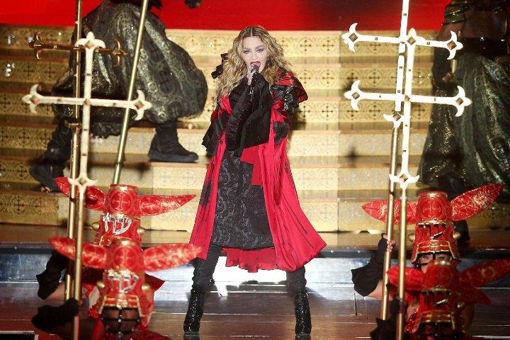 Madame X Tour. Foto_ cnn espanol