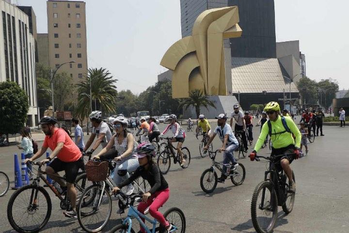 Mejores rutas para cicloturismo en México. Foto Dónde Ir