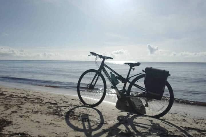 Mejores rutas para cicloturismo en México.  Imagen: Cicloturismo Mexico