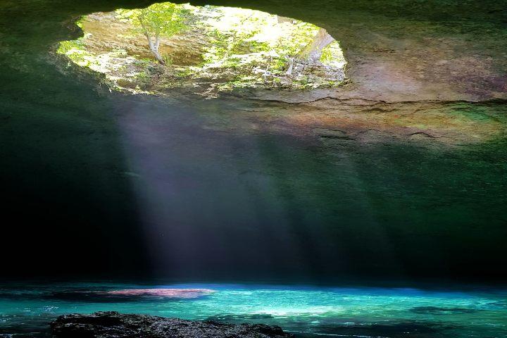 Millenium Cave. Foto Pinterest.