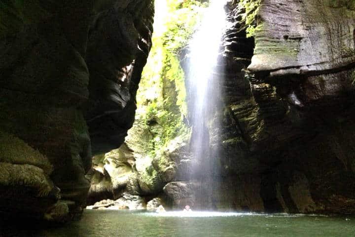 Millenium Cave. Foto World of Waterfalls