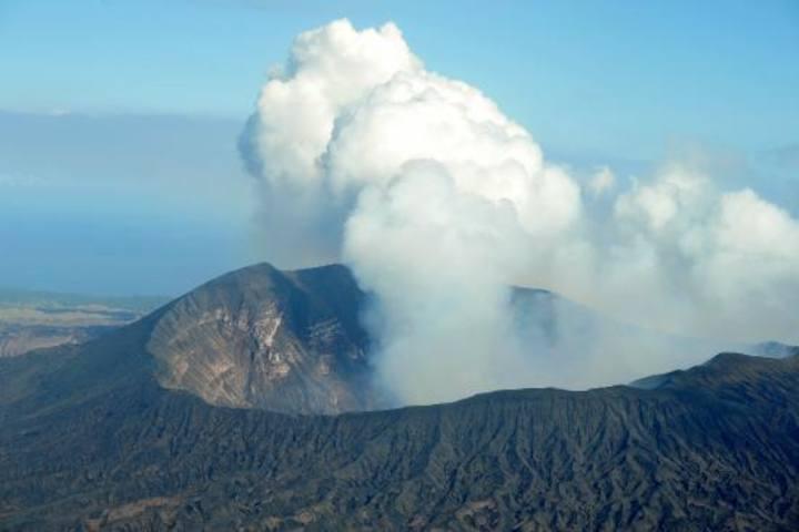 Monte Marum. Foto