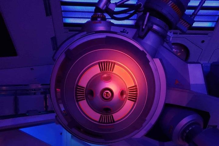 Nave espacial. Foto_ Archivo.