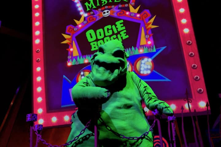 Oogie Boogie. Foto. Medium. 2