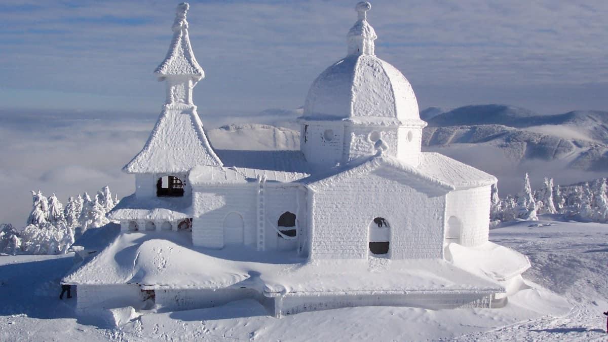 Oymyakón el pueblo ruso mas frio