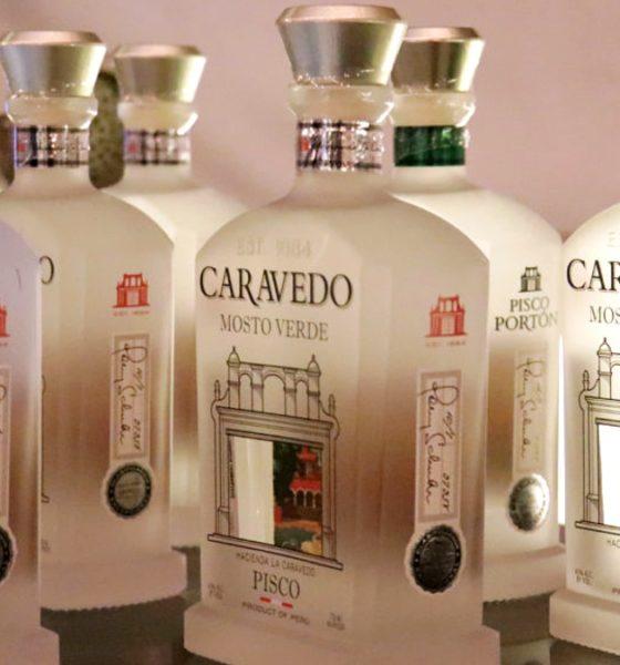 Pisco Premium Caravedo. Foto_ México a la carta