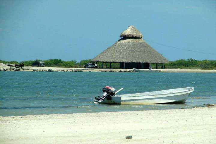 Playa La Carbonera. Foto Debate Reynosa