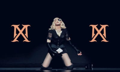 Portada. Madame X Tour Madonna en Estados Unidos. Foto. aMENzing