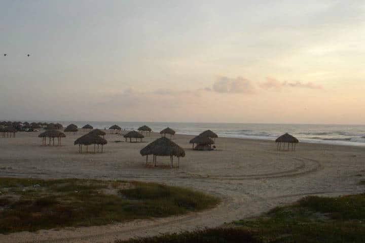 Puerto La Pesca. Foto Playa La Pesca, Tamaulipas