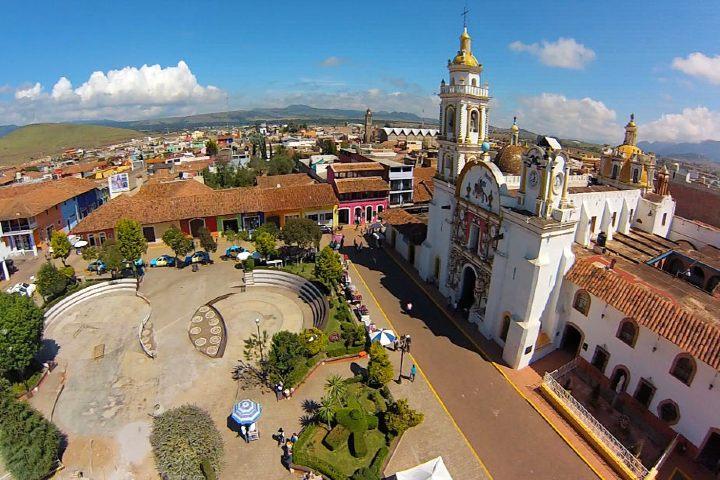 Qué hacer en Chignahuapan Puebla. Foto Aguas Termanles de Chignahuapan.