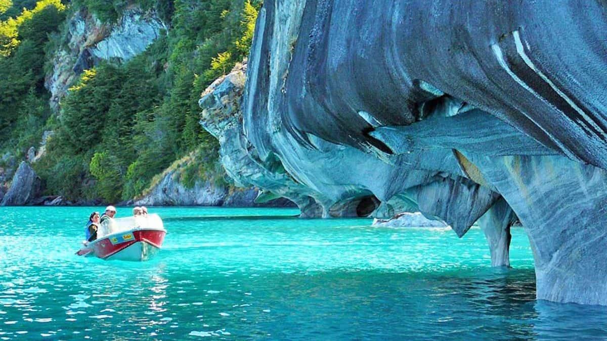 Que ver en las capillas de mármol en la Patagonia port