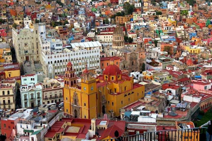 Qué visitar en la Ciudad de Guanajuato. Foto Alsi.