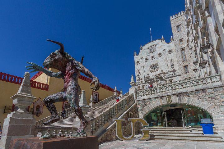 Qué visitar en la Ciudad de Guanajuato. Foto Carlos Alcazar.