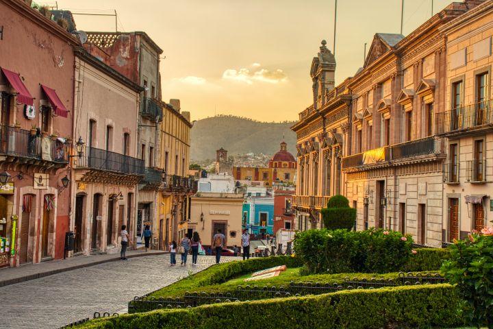 Qué visitar en la Ciudad de Guanajuato. Foto Gerardo Martin Fernández.