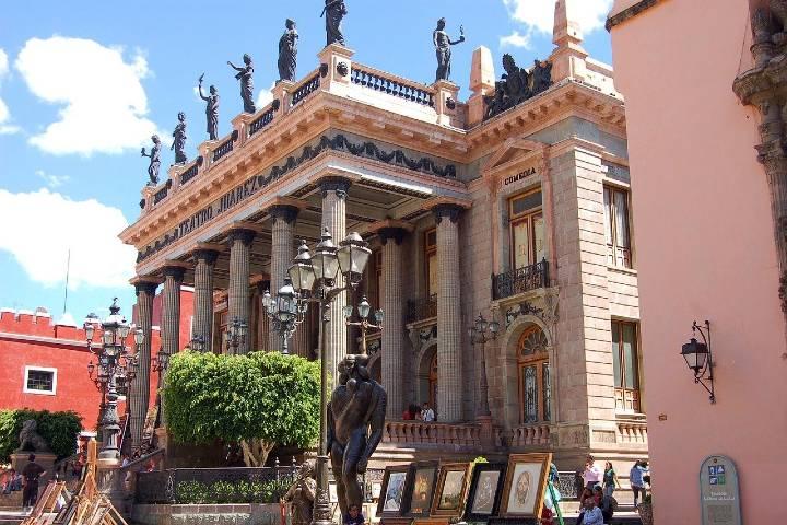 Qué visitar en la Ciudad de Guanajuato. Foto Israel Trejo.