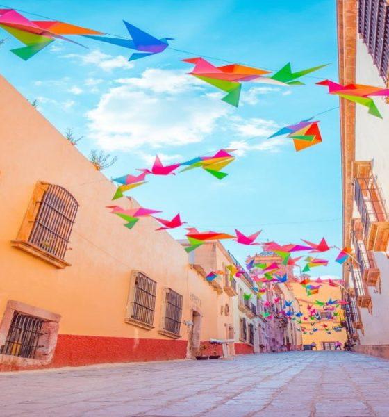 Qué visitar en la ciudad de Zacatecas. Foto Sin Postal.