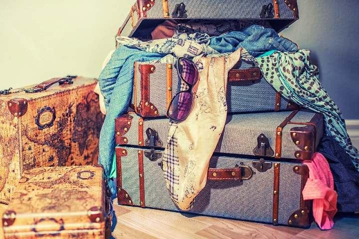 Recuerda llevar la ropa adecuada para tu viaje. Foto Irina L.