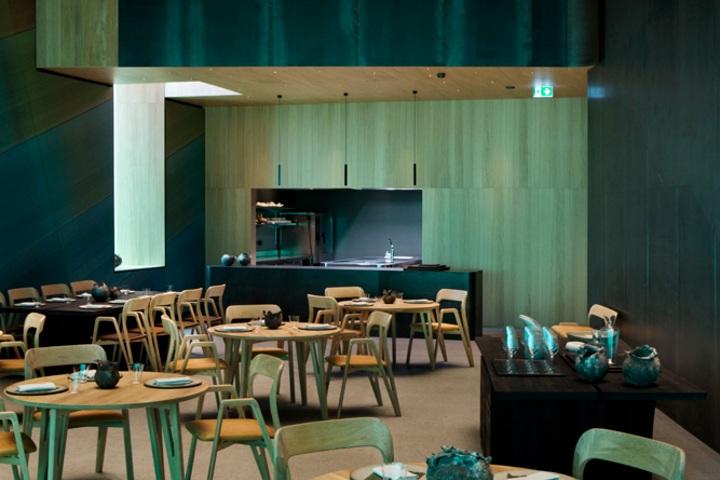Restaurante Under. Foto_ Arquine