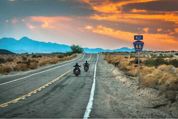 Ruta 66. Foto Diego Peters