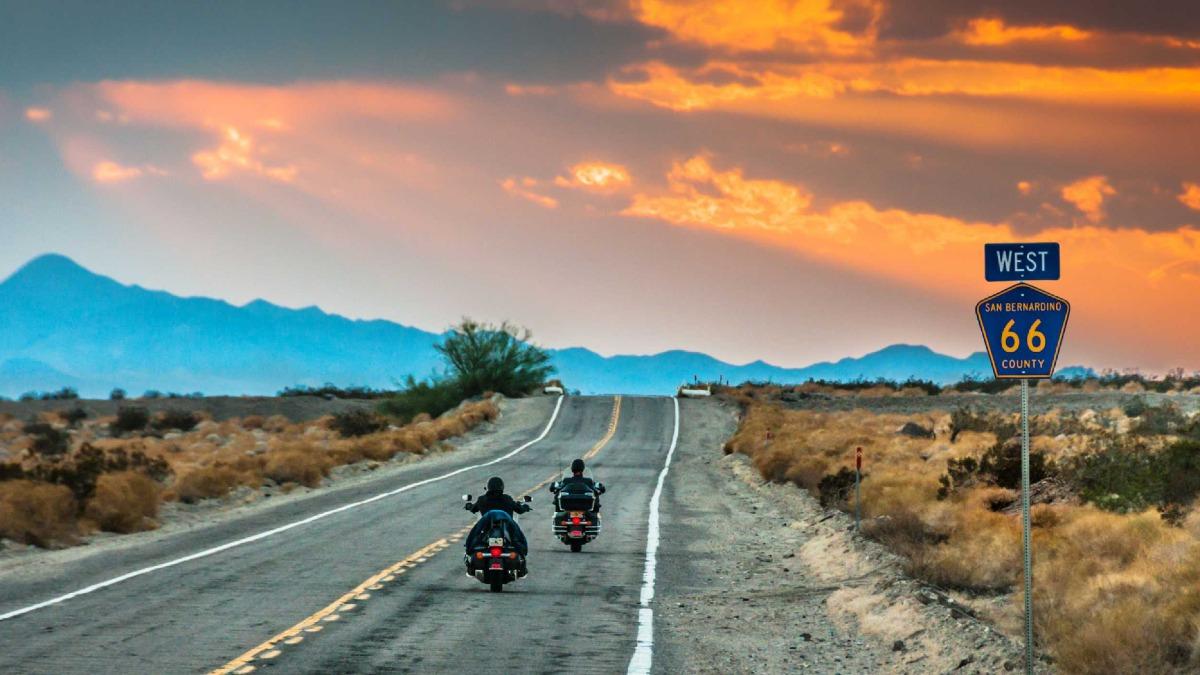 Ruta 66 en Estados Unidos ¡Recorre la mítica Ruta!. Foto_ Pinterest