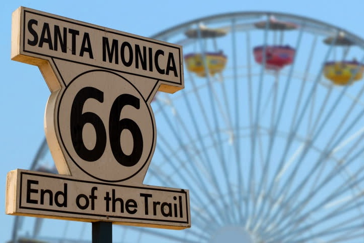 Santa Mónica. Foto_ Shutterstock