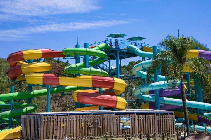 _Six Flags Hurricane Harbor. Foto. Twitter. 4