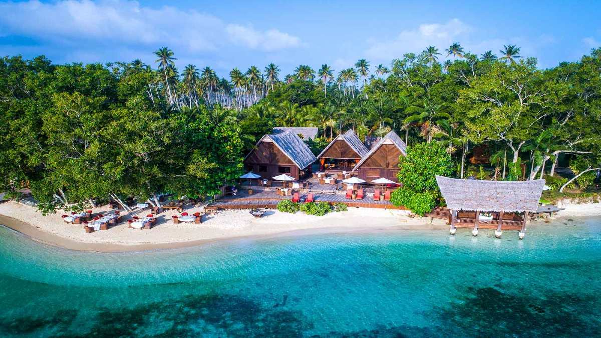 Vanuatu Oceanía. Foto Great Destination Weddings.