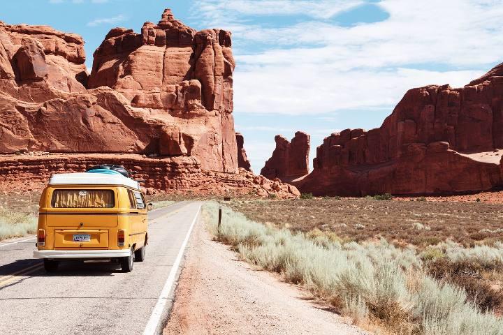 Viajar en auto será una gran experiencia. Foto Pexels.