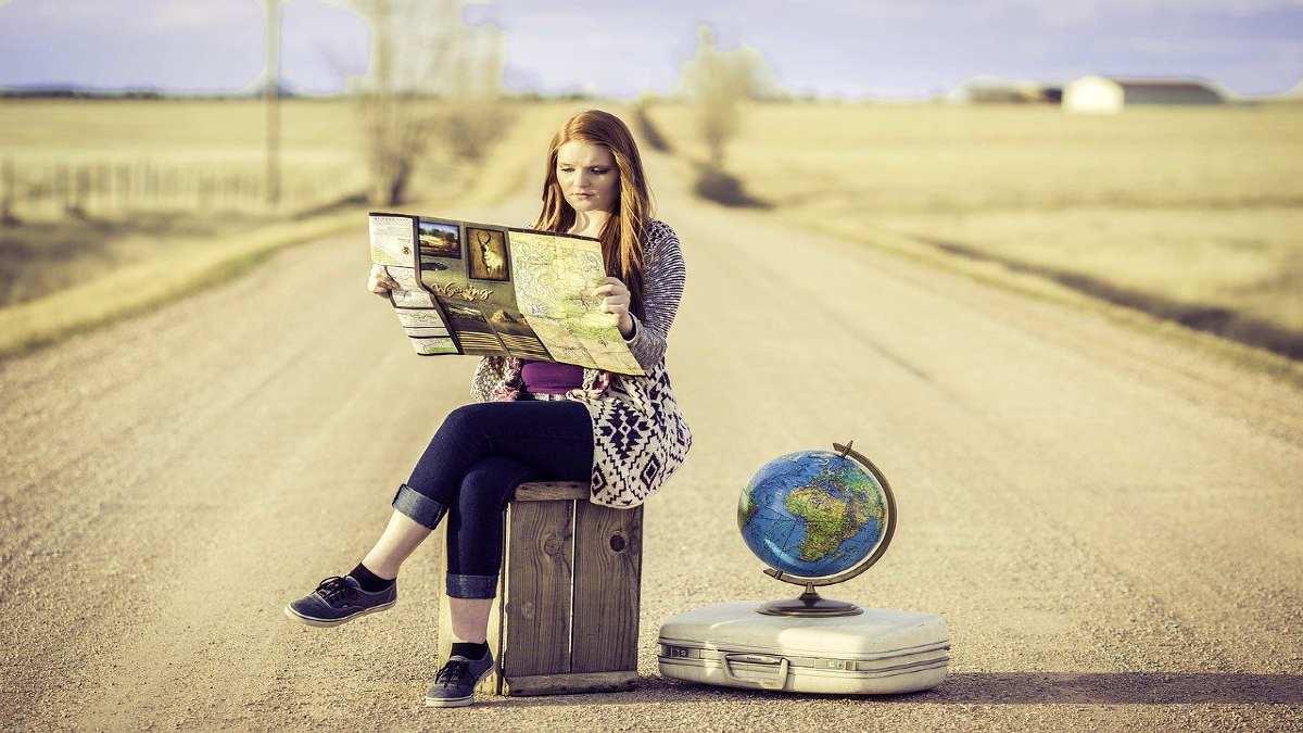 Viaje a Europa por primera vez. Foto Lorri Lang.