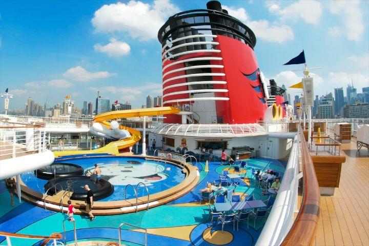 Viajes y Sociales Foto: Qué hacer en el crucero Disney Wonder