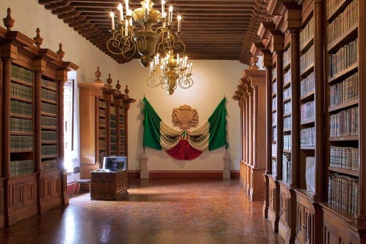 Visitar Zacatecas. Museo Pedro Coronel. Foto Turismo Zac.